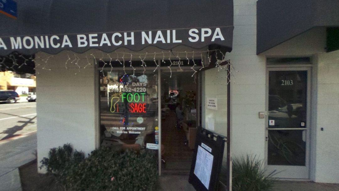 Santa Monica Beach Nail Spa
